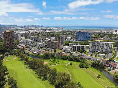 Honolulu Condo/Townhouse For Sale: 5210 Likini Street #1404
