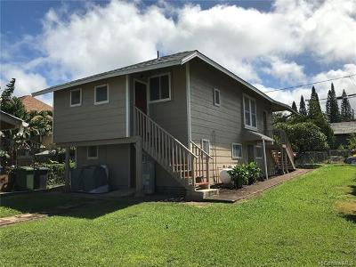 Honolulu County Single Family Home For Sale: 213 Crest Avenue