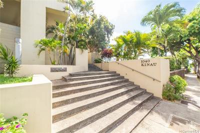 Honolulu Condo/Townhouse For Sale: 1040 Kinau Street #705