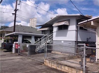 Honolulu Rental For Rent: 2028 Pauoa Road