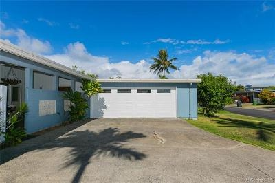 Kailua Single Family Home For Sale: 175 Aikahi Loop