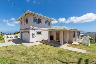 WILHELMINA, Wilhelmina Rise Single Family Home For Sale: 4250 Sierra Drive