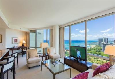 Honolulu Condo/Townhouse For Sale: 223 Saratoga Road #2601