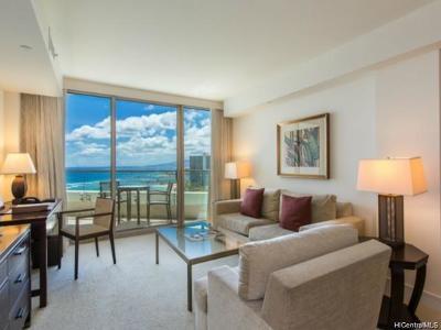 Honolulu Condo/Townhouse For Sale: 223 Saratoga Road #2317
