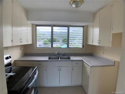 Honolulu Rental For Rent: 2143 Kauhana Street #G
