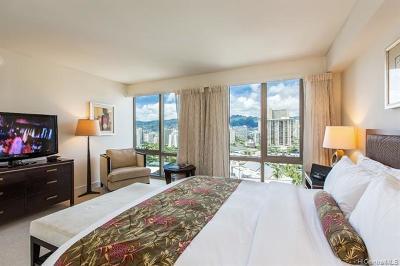 Honolulu Condo/Townhouse For Sale: 223 Saratoga Road #1601