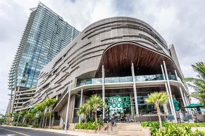 Honolulu Condo/Townhouse For Sale: 1001 Queen Street #2309