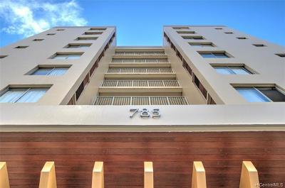 Honolulu HI Condo/Townhouse For Sale: $295,000