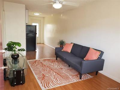 Honolulu HI Condo/Townhouse For Sale: $319,000