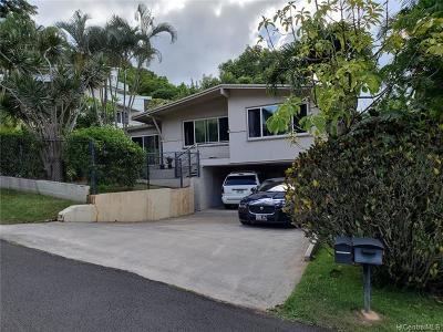 Kaneohe Single Family Home For Sale: 44-110 Mikiola Drive