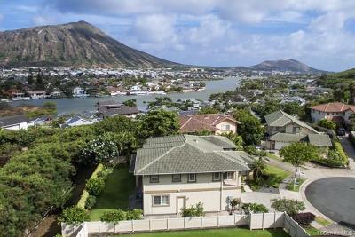 Honolulu Single Family Home For Sale: 1011 Kaolo Street
