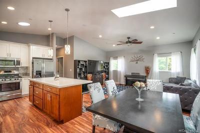 Mililani Single Family Home For Sale: 95-330 Waioni Street #A
