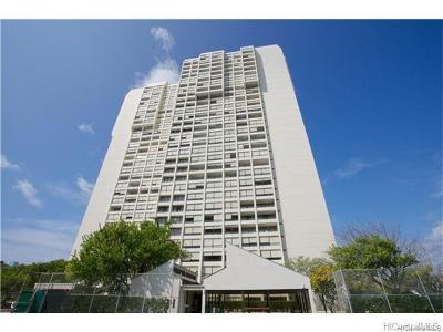 Honolulu Rental For Rent: 1717 Mott Smith Drive #503