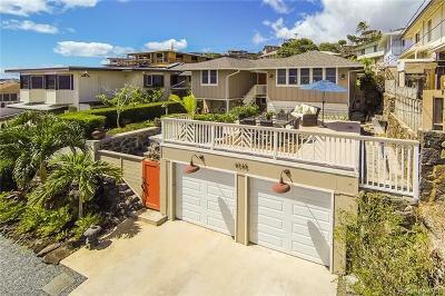 WILHELMINA, Wilhelmina Rise Single Family Home For Sale: 4045 Koko Drive