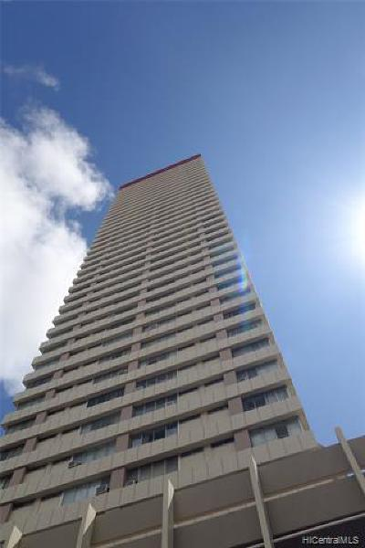 Honolulu Rental For Rent: 2525 Date Street #2303