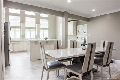 Kaneohe Single Family Home For Sale: 46-263 Auna Street