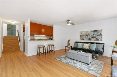 Aiea Condo/Townhouse For Sale: 98-1089 Komo Mai Drive #F