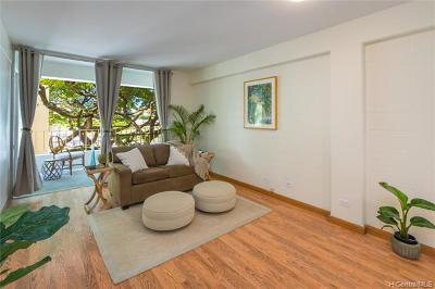 Honolulu Condo/Townhouse For Sale: 1425 Punahou Street #401