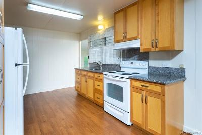 Pearl City Single Family Home For Sale: 1326 Hoohulu Street