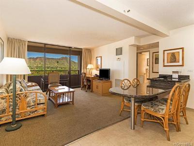 Honolulu Condo/Townhouse For Sale: 229 Paoakalani Avenue #714