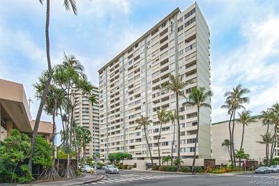 Honolulu Condo/Townhouse For Sale: 780 Amana Street #1206