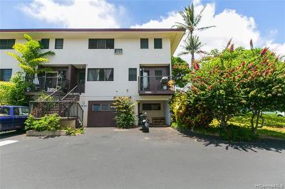 Aiea Condo/Townhouse For Sale: 98-418 Kaonohi Street #19/464