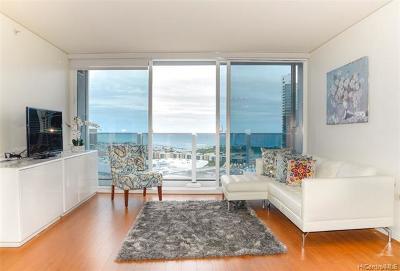 Honolulu County Condo/Townhouse For Sale: 1288 Kapiolani Boulevard #I-3006