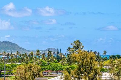 Kailua Condo/Townhouse For Sale: 322 Aoloa Street #711