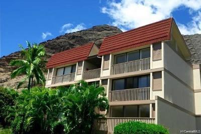 Waianae Condo/Townhouse For Sale: 84-755 Ala Mahiku Street #73C