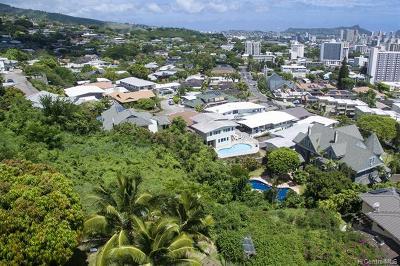 Honolulu County Residential Lots & Land For Sale: 1288 Nehoa Street