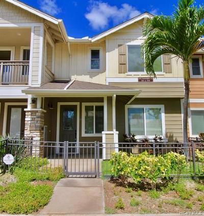Kapolei Condo/Townhouse For Sale: 540 Manawai Street #505
