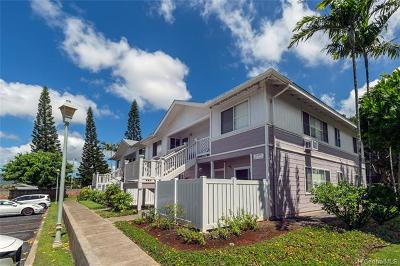 Mililani Condo/Townhouse For Sale: 95-1071 Kaapeha Street #98