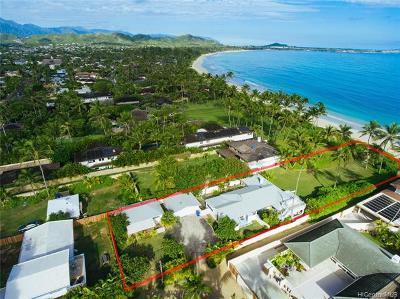 Kailua Single Family Home For Sale: 86 S Kalaheo Avenue