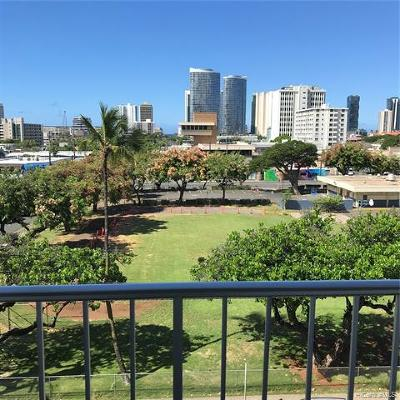 Honolulu Condo/Townhouse For Sale: 1314 Piikoi Street #501