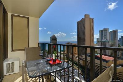 Honolulu Condo/Townhouse For Sale: 201 Ohua Avenue #Makai 22