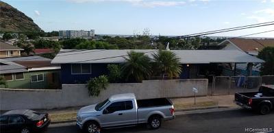 Waianae Single Family Home For Sale: 86-229 Alamihi Street