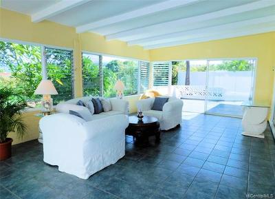 Honolulu HI Single Family Home For Sale: $1,288,000