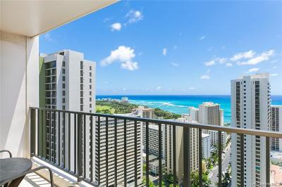 Honolulu Condo/Townhouse For Sale: 201 Ohua Avenue #3410-II