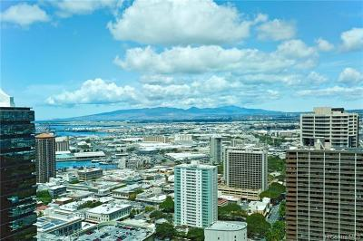 Honolulu County Condo/Townhouse For Sale: 1200 Queen Emma Street #3903