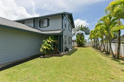 Mililani Single Family Home For Sale: 95-1007 Pahaku Street