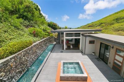 Honolulu Single Family Home For Sale: 7900 Hawaii Kai Drive