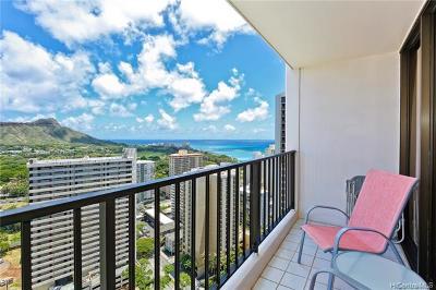 Honolulu Condo/Townhouse For Sale: 201 Ohua Avenue #3105 - T