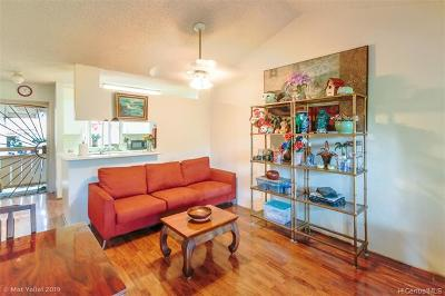 Mililani Condo/Townhouse For Sale: 95-510 Wikao Street #J202