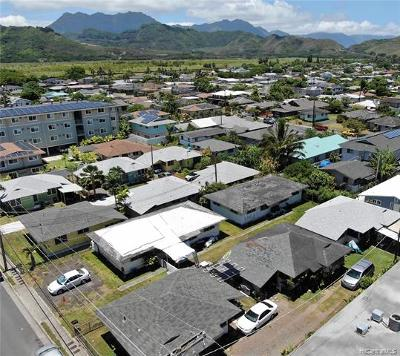 Kailua Multi Family Home For Sale: 528 Wailepo Street
