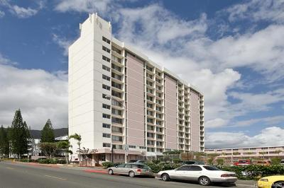 Kaneohe Condo/Townhouse For Sale: 46-255 Kahuhipa Street #A1003