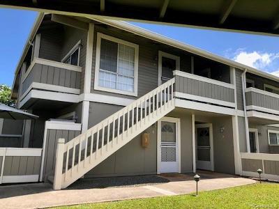 Waipahu Condo/Townhouse For Sale: 94-1430 Polani Street #31W