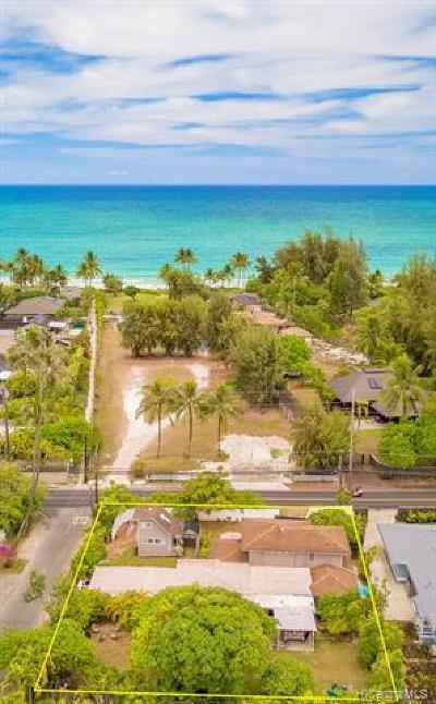 Kailua Single Family Home For Sale: 279 N Kalaheo Avenue