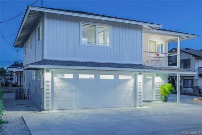 Waianae HI Single Family Home For Sale: $990,000