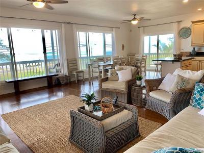 Honolulu County Single Family Home For Sale: 54-190 Kawaipapa Street
