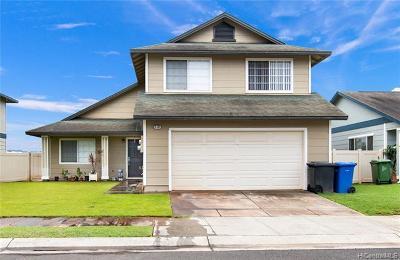 Ewa Beach Single Family Home For Sale: 91-1471 Pukanala Street